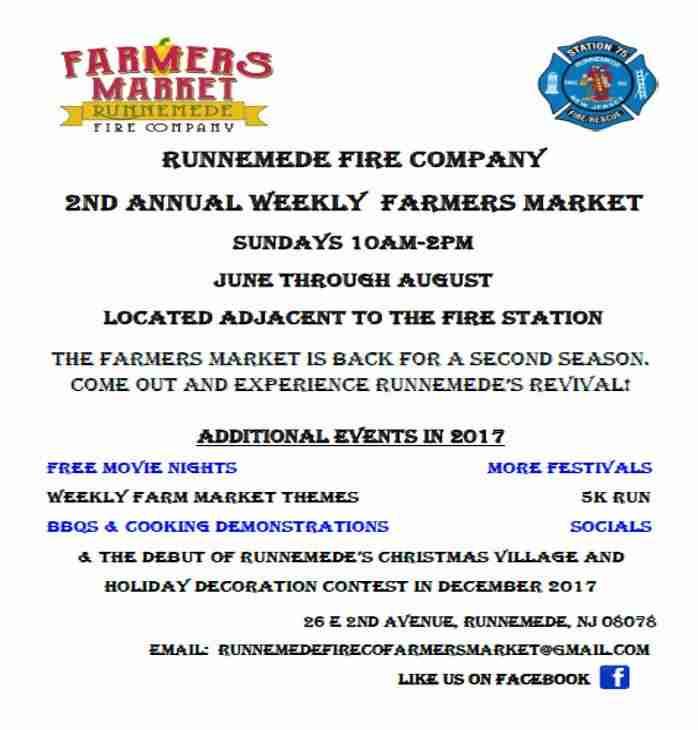 2nd Annual Farmers Market